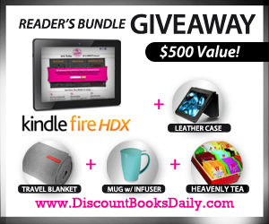 Enter for a Chance to Win a Kindle Fire HDX