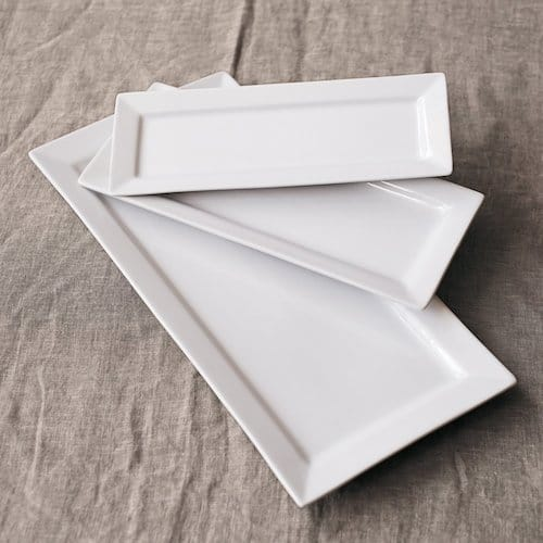 Sur La Table Blanc Rectangular Platters