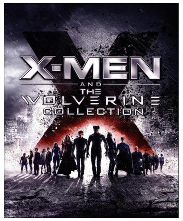 6-Movie X-Men Blu-Ray Collection only $34.99 Shipped! (reg $55)