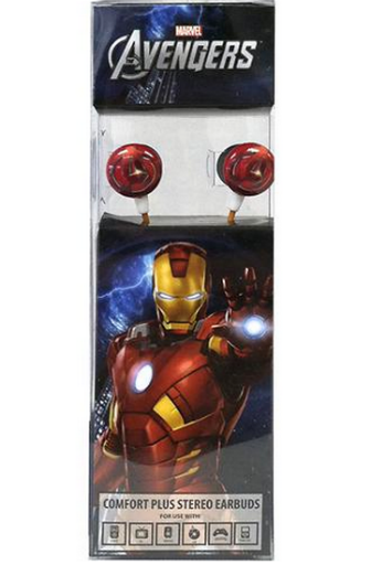 Ironman Earbud Headphones only $1.99 Shipped from Best Buy!