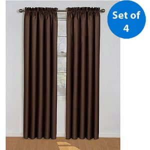 Black Out Curtains only $33.88 for a Set of Four!