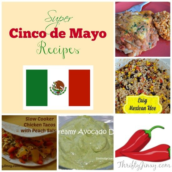 Cinco de Mayo Recipes for a Super Celebration!