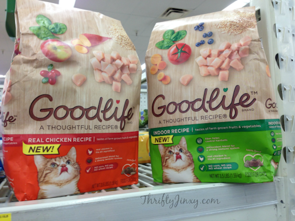 GOODLIFE Cat Food Walmart #goodlifepet