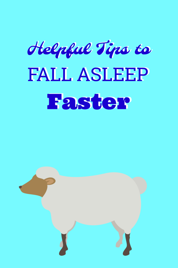Helpful Tips to Fall Asleep Faster