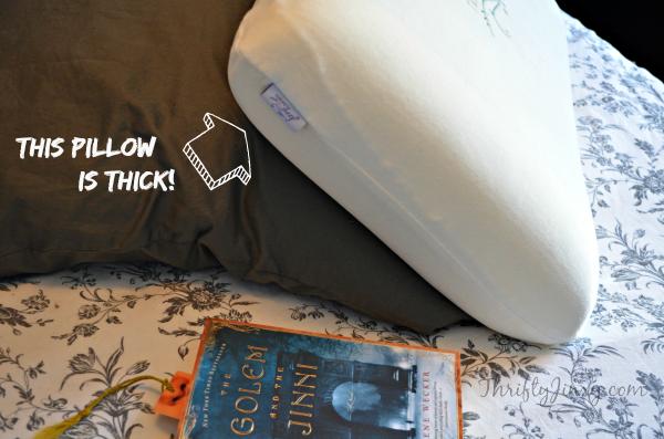 Vitex Gel Memory Foam Pillow