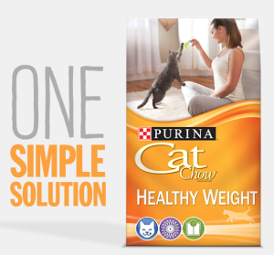 FREE Sample of Purina Cat Chow Healthy Weight.