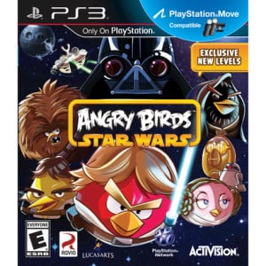 Angry Birds and SpongeBob SquarePants Games for Wii, PS3, Xbox and DS as Low as $9.99!