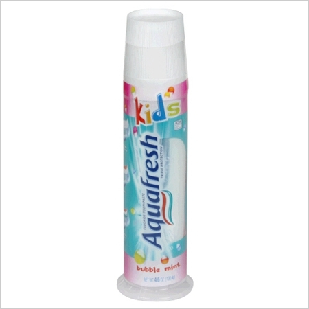 $.75/1 Aquafresh Kid's Toothpaste Coupon = $.75 Each at ...