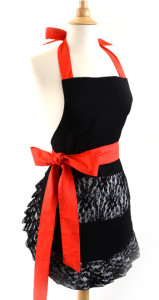 50% Off and Free Shipping on Beautiful Flirty Aprons!