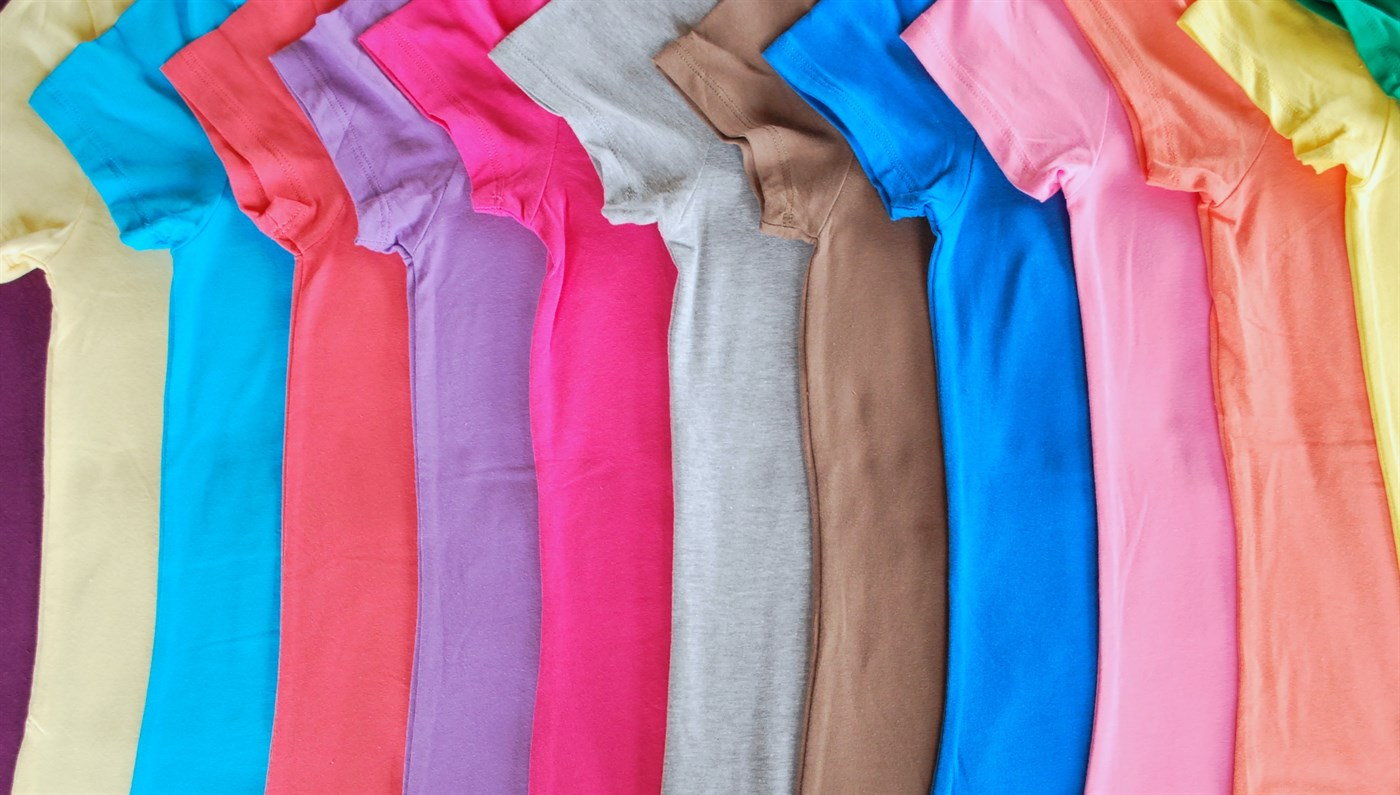 Extra Long Layering V Neck Tees Only 20 Colors And