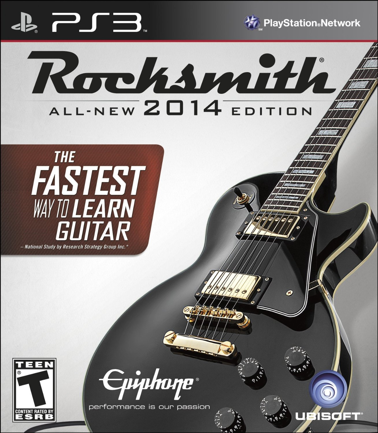 Rocksmith 2014 Game for PS3 or Xbox only $39.99 SHIPPED!