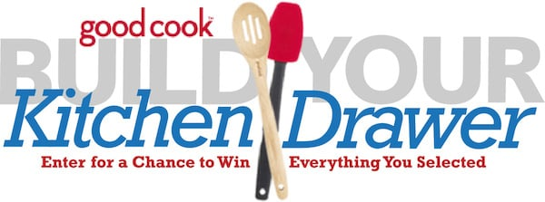 Good Cook Build Your Kitchen Drawer Event + Reader Giveaway
