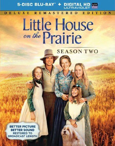 Little House On The Prairie Season Two Remastered Edition Reader Giveaway
