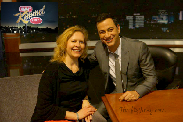 A Visit to Jimmy Kimmel Live! – Meet My New Best Bud