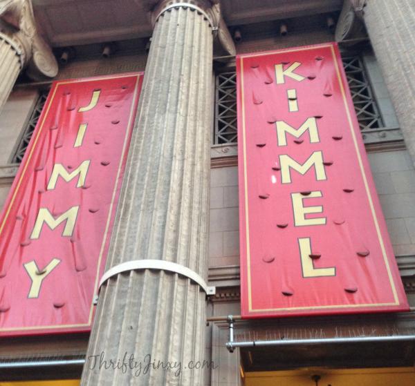 Jimmy Kimmel Sign
