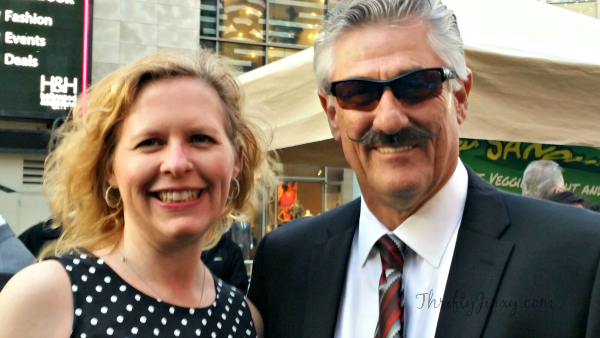 Million Dollar Arm Premiere Rollie Fingers