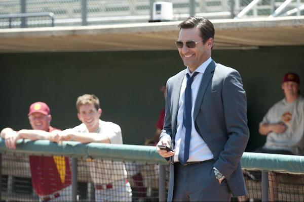 An Interview with Jon Hamm – Star of MILLION DOLLAR ARM