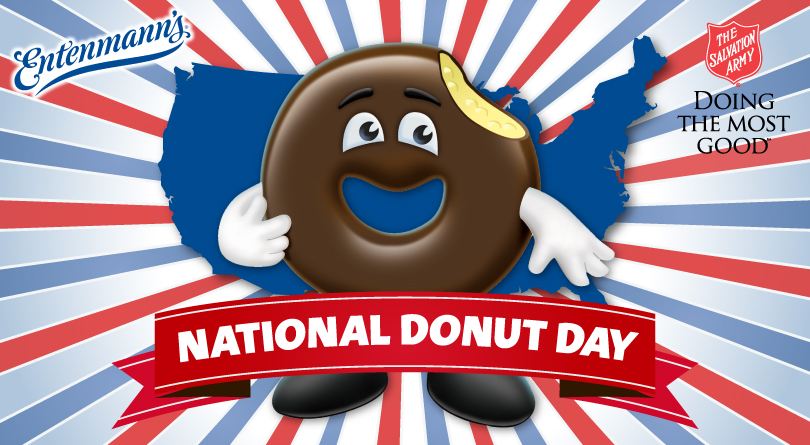 Celebrate National Donut Day with Entenmann's + Reader Giveaway