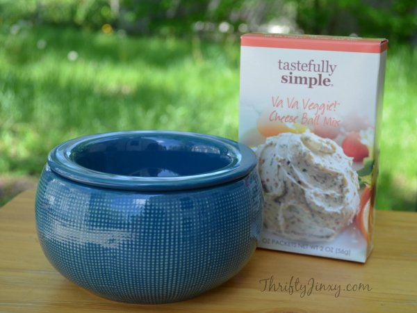 Tastefully Simple Dip Chiller