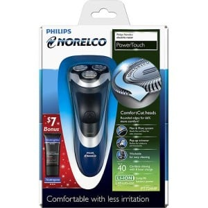 Norelco PowerTouch Saver only $39.99 Shipped! (reg $80)
