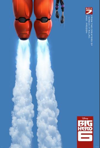 BIG HERO 6 from Walt Disney Animation Studios Coming This Fall