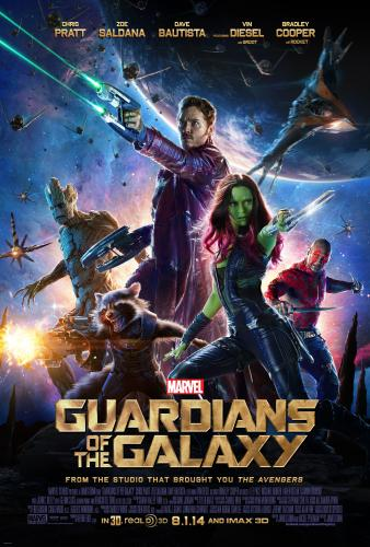 Guardians of the Galaxy Extended Look
