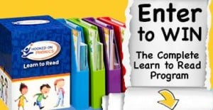 Enter for a Chance to Win a Hooked on Phonics Complete Learn to Read System ($299 value)