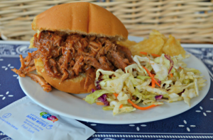 Sweet Onion Slow Cooker Pulled Pork Recipe