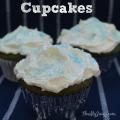Blue Velvet Cupcakes Recipe