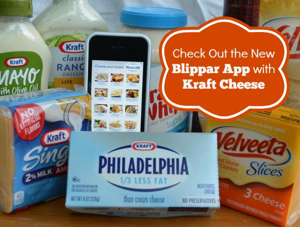 Kraft Cheese Blippar App #SayCheeseburger #shop #CollectiveBias