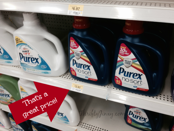 Purex No Sort #LaundrySimplified #Shop #cbias