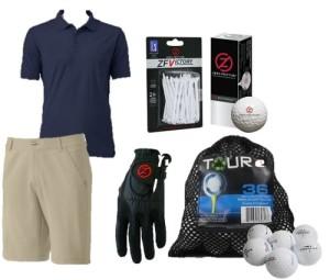 Scenario 4 - Golf Gear and Apparel