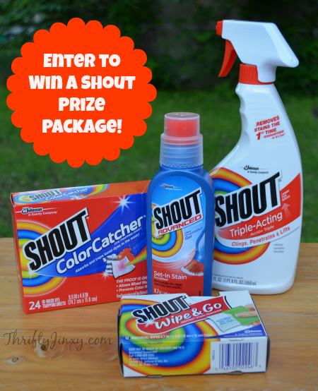 Enjoy Summer with the Shout It Out Fun Finder + Reader Giveaway
