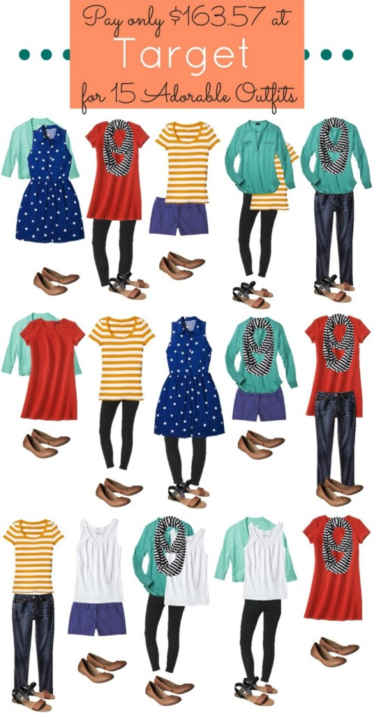 Target Women's Fashion VERTICAL