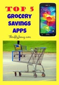 Top 5 Grocery Savings Apps for Your Smartphone