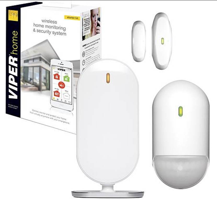 Superbe Viper Wireless Home Security System Only $79.99 Shipped! (reg $230)    Thrifty Jinxy