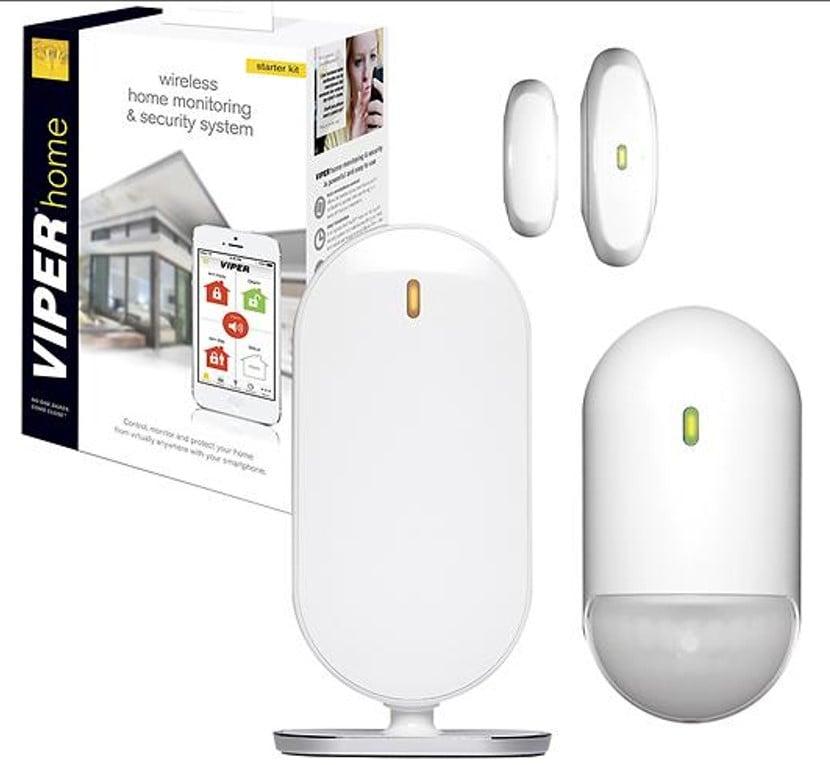 marvelous viper 5904v. best buy viper home security kit Viper  Home Security Alarm Stylish 8