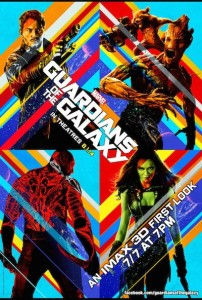 FREE Tickets to Marvel's GUARDIANS OF THE GALAXY: An IMAX® 3D First Look