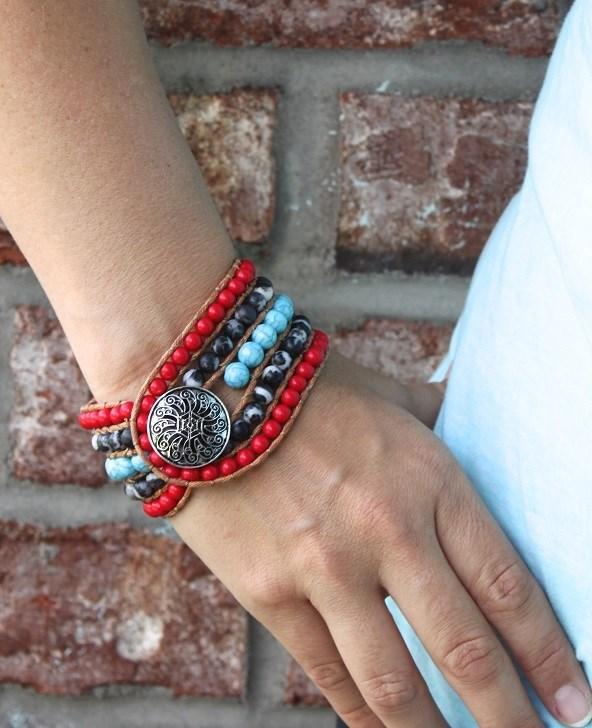 jane boho chic bracelet