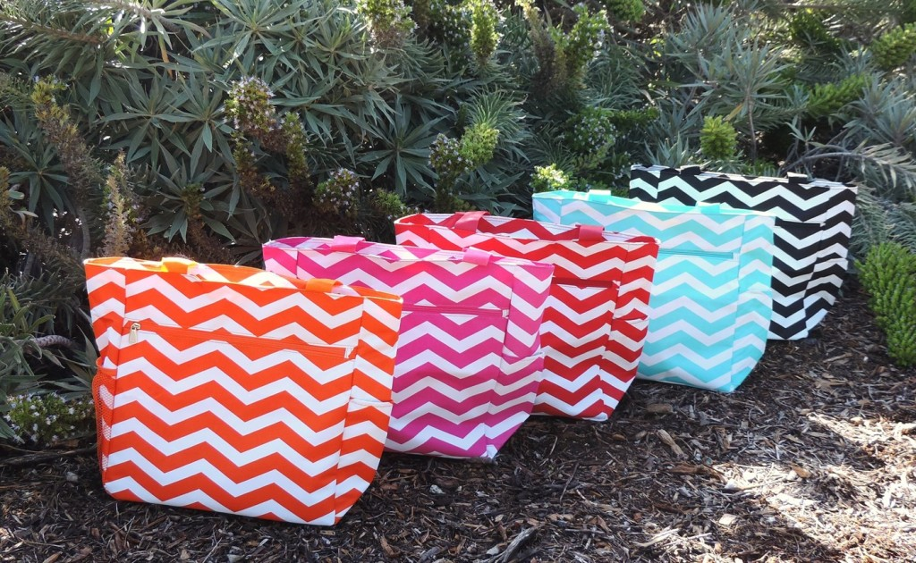 Extra Large Chevron Beach, Pool or Travel Bags only $9.99 Each ...