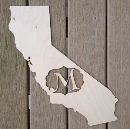 jane.com monogrammed state cut out