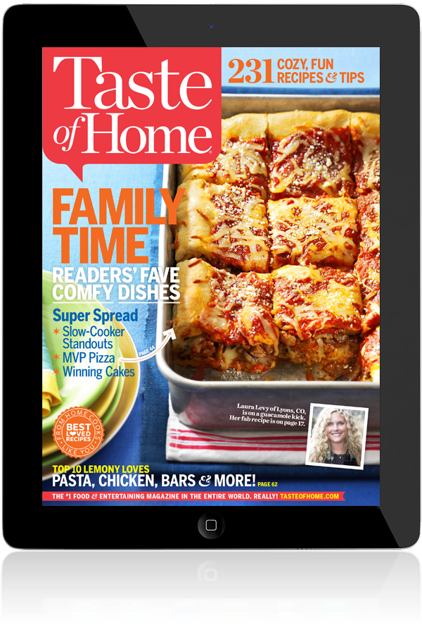 taste of home digital edition