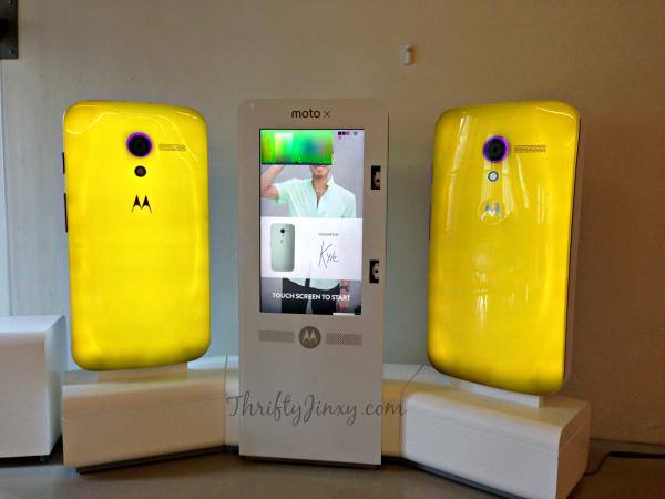 Motorola Display