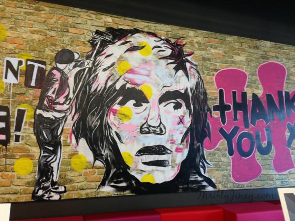 Motorola HQ Art