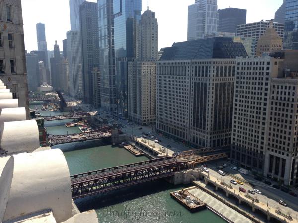 Motorola HQ Chicago River View