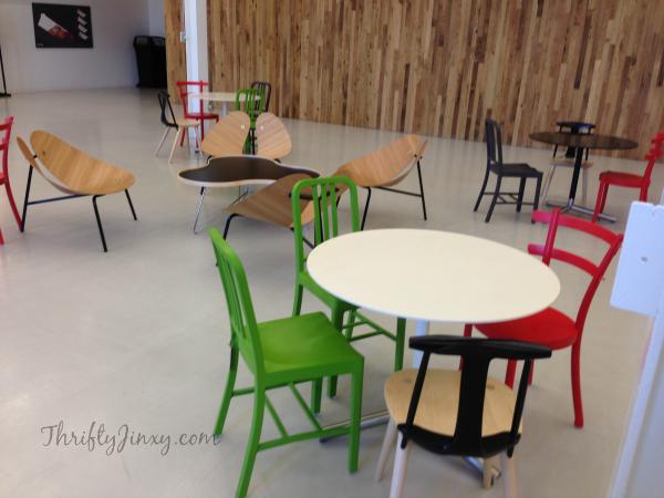 Motorola HQ Lunch Space