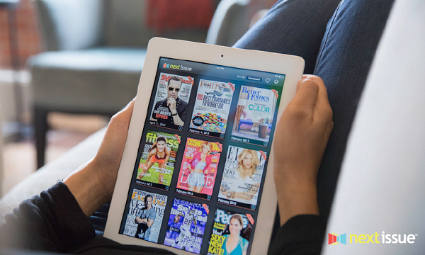 Next Issue – Unlimited Magazines on Your Tablet or Phone