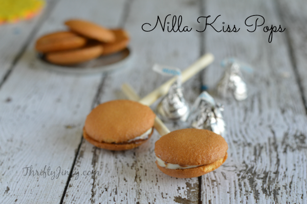 Nilla Kiss Pop Recipe