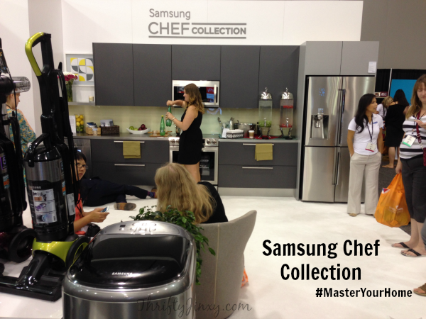 Samsung Chef Collection BlogHer
