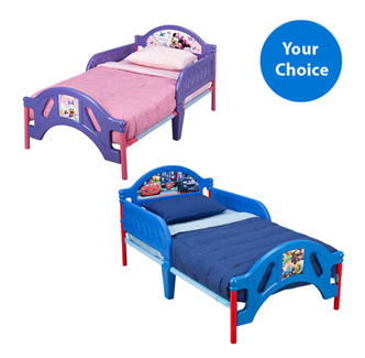 26 Off Character Toddler Bed W Mattress Bundle Free Shipping